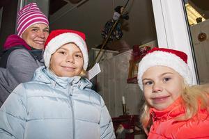 Jenny Karlsson med Tilde och Alva Lindholm hittade felen.