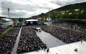 Över 20000 människor såg Elton John på IP för två år sedan. En av tankarna bakom den nya arenan var att kunna ordna internationella evenemang, men antalet konserter har varit få och i år har inte en enda hållits.