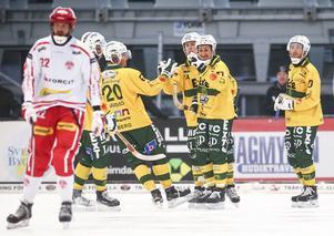 Misha Svechnikov och Ljusdals BK har en långväga supporter i Eugene Lavery.