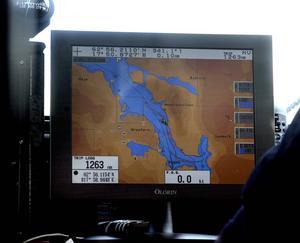 Sjökort ligger högt på listan över den vanligaste utrustningen ombord.