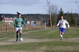 Angelica Häreby, till vänster, återvänder till Ope.