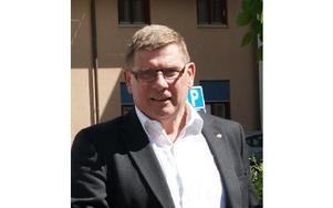 Sören Bertilsson (S) säger art han ska ta upp en idé med en vårdcentral för hela Avesta och med filialer ute i kommunen.'FOTO: KERSTIN ERIKSSON/ARKIV