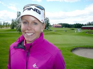 Pernilla Lindberg hann med en sväng till Hårgabanan, innan proffslivet kallade igen.