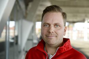 Mats Rönnqvist på upptaktsträffen 2015.