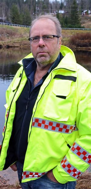 Det är positivt att trafikolyckorna minskat, men felaktiga automatlarm är alltför många, menar räddningschef Per Hampus i Malung-Sälen.