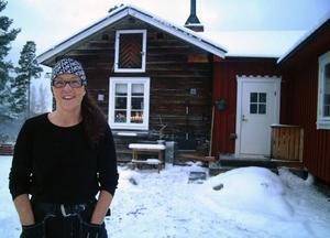Hemma i finvintern i Västerede ser Ewa Eriksson tillbaka på sina veckor i årets Robinsontävling.