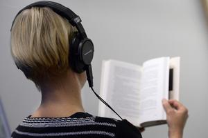 En bok eller en ljudbok?