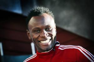Samuel Mensah snart i ÖFK:s tröja igen?