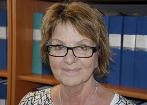 Irene Homman, socialdemokratiskt kommunalråd i Gagnefs kommun åker med totalt 11 personer från kommunen till Gotland.