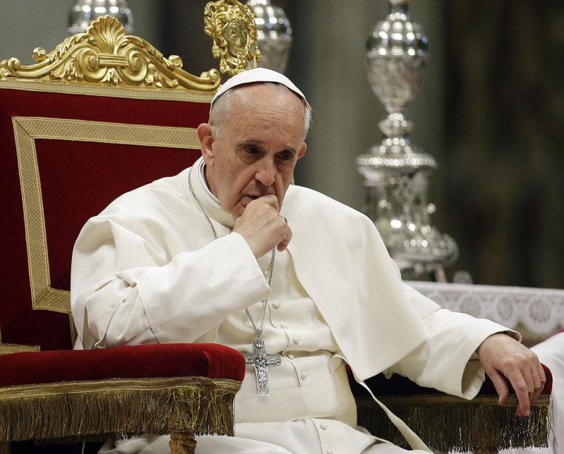 Vatikanen var inblandad i frigivningen