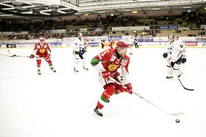 Alexander Hilmerson var med även  senast när Mora IK vann tio raka matcher i Hockeyallsvenskan.