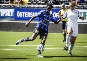 Taiwo Adeshigbin blev mållös den här gången, men är inte ensam som offensivt hot i ÖDFF.