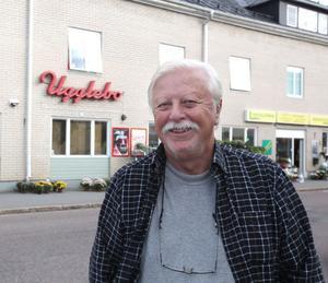 Gunnar Forsman från Gävle tycker att det är en bra nyhet.– Jag och frun hörde det genom skvaller på stan. Det är kul.