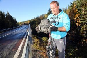 – Det känns helt för djäkligt. Jag fattar inte hur man kan göra så här, säger Allan Zvar från Långå.