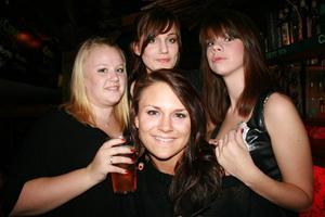 Konrad. Malin, Patricia, Ida och Lina