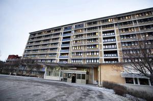 Sollefteå sjukhus har varit hotat till och från genom åren och frågan aktualiserades igen vid landstingets pressträff.