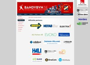 På EIF:s hemsida bandybyn.se ligger Onecoin med som en