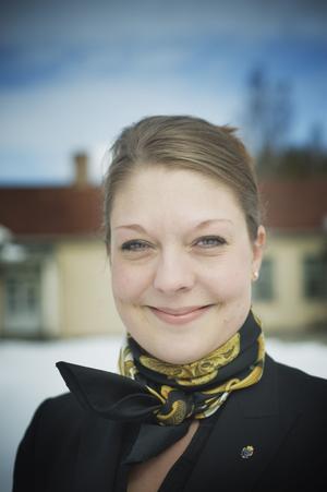 Marie Dahlgren, platschef Loka Brunn.