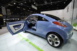Mitsubishi har redan en kupémodell av sin nyligen introducerade elbil på gång.