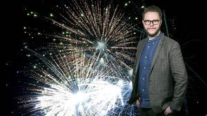 Carl-Johan Bergman redo för ett nytt år med DT.