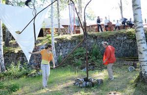 Kulturen bär. Ett kulturellt samarbetsprojekt i norra länsdelen ska bli en drivkraft för en mer levande landsbygd. I Södra hyttan planeras nu Bergslagsspelen.