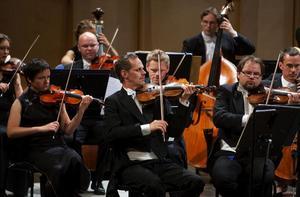 ´Nordiska kammarorkestern var på bettet och spelade rappt och energiskt.