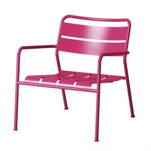 Färgklick. Knallrosa i retromodell från Ikea.
