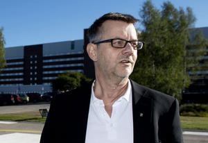 Lars Norberg, chef för ambulansverksamheten i landstinget Västernorrland.