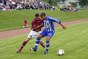 Stefan Bylund lämnar Kramfors för Frånö.