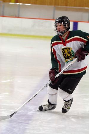 Erik Bryngelsson, Hudik Hockey, är en av backarna i 23-mannatruppen.