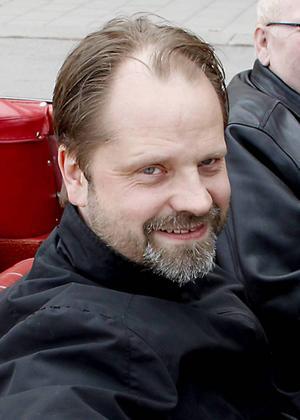 Patrik Frisk, 46 år, skivbolagsdirektör, Juniskär.