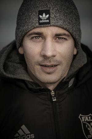 Alexander Galante Carlström. Innebandy. IBF Falun.