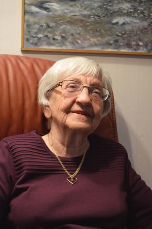 Astrid Hjelm delar med sig av sina minnen från Högvålen.