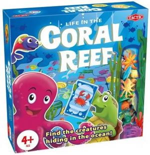 Life in the Coral Reef.