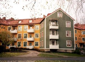 Misshandeln ägde rum utomhus i Stjärnhusen i Rosta.