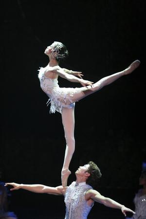 Wu Zhengdan och Wei Baohua uppträder i Konserthuset på fredag.