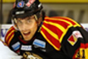 Daniel Widing var delaktig i alla fyra målen.