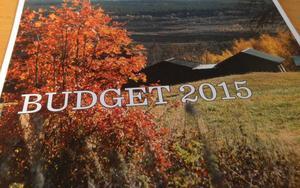 Budgeten för nästa år klubbades igenom av kommunfullmäktige utan förändringar och tillägg.