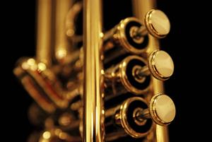 Hellre ett riktigt blåsinstrument än en musikspelare.