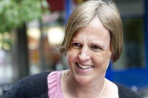 Stina Enocksson, 36 år, psykolog, Fridhem. – Tveksamt eftersom jag inte cyklar så mycket just nu. Men kanske någon annan gång, nu när jag vet om det. För att undvika att cykla på stortorget.