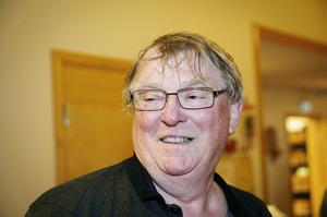 Kent Gustafsson, Kramfors:– Jag har alltid röstat, så länge jag har haft rösträtt. Och alltid på samma parti.