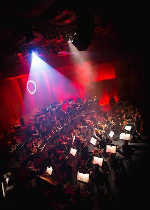 Gävle Symfoniorkester bjuder sin vana trogen på gästande stjärnsolister och uruppföranden.    Foto: Gävle Konserthus
