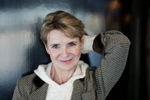 Stina Ekblad tolkar Edith Södergran.