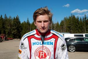 Simon Eriksson är uttagen i det svenska juniorlandslaget.