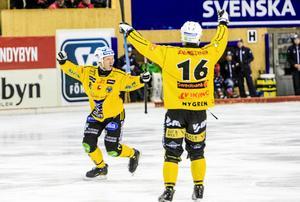 Stefan Larsson har många orsaker att jubla just nu.