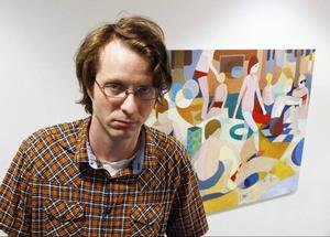 Lennart Samor har tre teman på den utställning som i dag öppnar hos Bolin – tidstjuvar, bananflugor och en familjs utveckling.