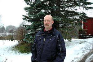 TROFAST. Dan Brodin är kristdemokraternas första namn i Ockelbo. Och han har sett till att den kristdemokratiska stolen varit fylld vid alla valperiodens sammanträden.