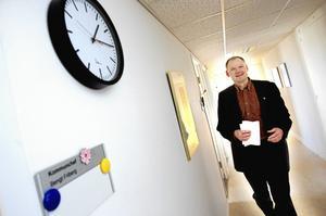 Bengt Friberg, kommunchef Hudiksvall. Foto:  Ulf Borin