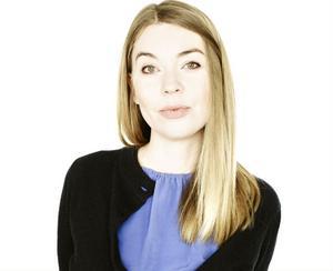 Författaren Karolina Ramqvist.