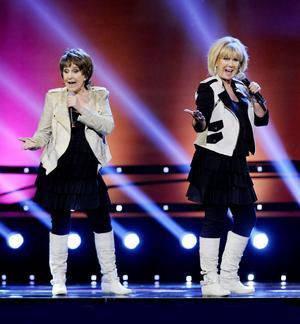 Siw Malmkvist och Ann-Louise Hanson har sammanlagt mer än 110 års erfarenhet av att stå på scenen. I oktober kommer